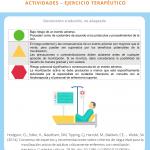 Infografía: Semáforo – Criterios de seguridad para la movilización temprana y prescripción de actividades – ejercicio terapéutico