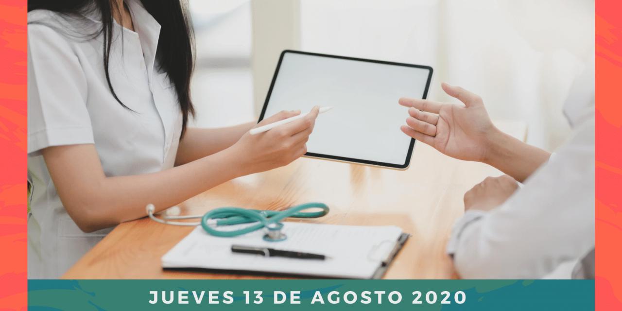 Webinar 13 Agosto | Recomendaciones en el abordaje de la población oncológica en tiempos de COVID-19 – Primer nivel de atención.