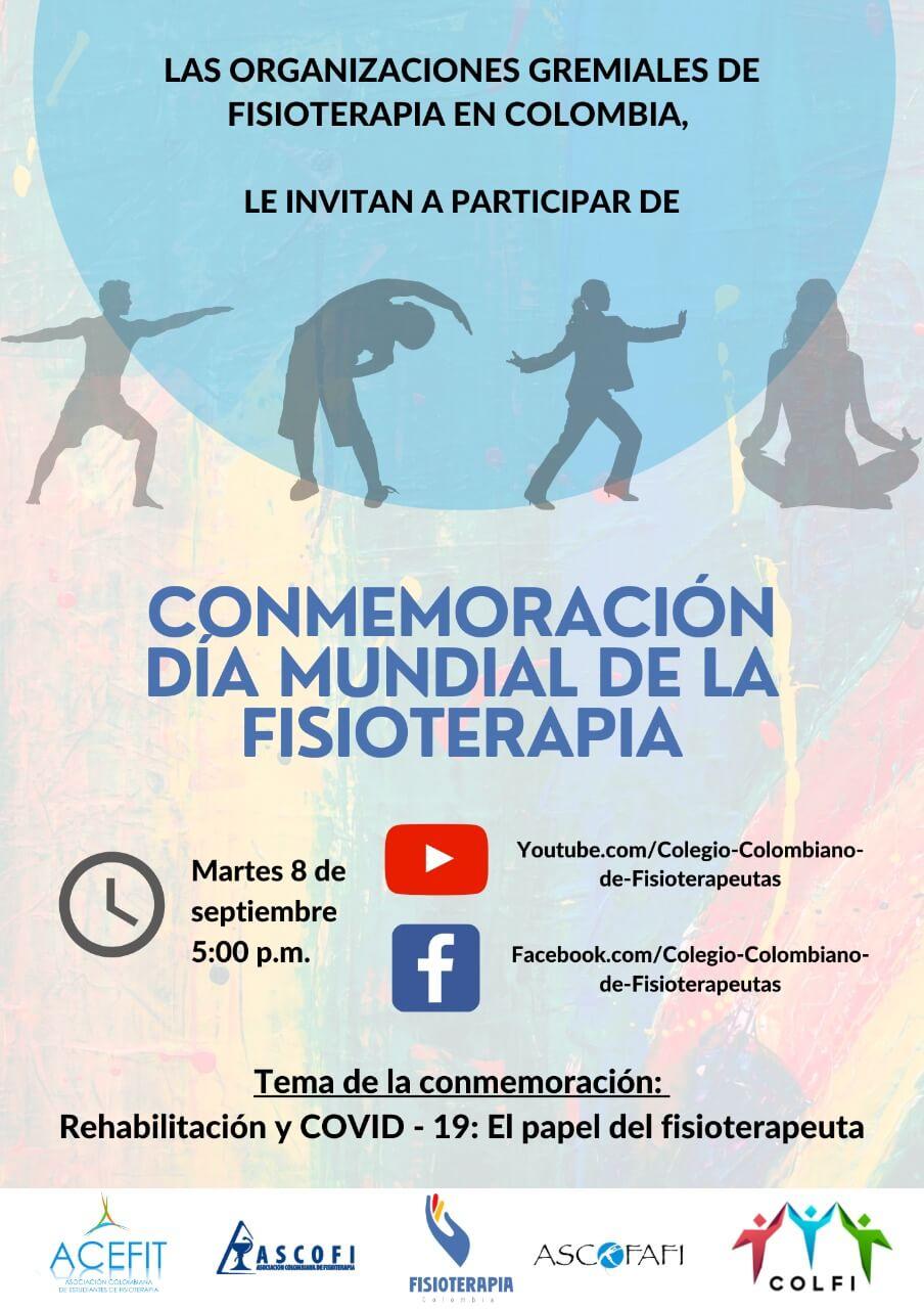 Conmemoración Día Mundial De La Fisioterapia