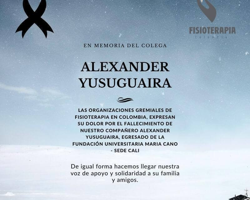 Alexander Yusuguaira