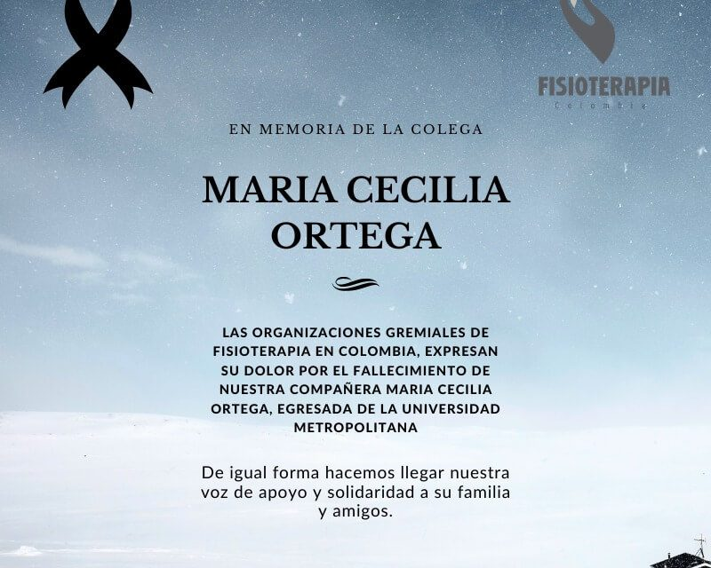 MARIA CECILIA ORTEGA
