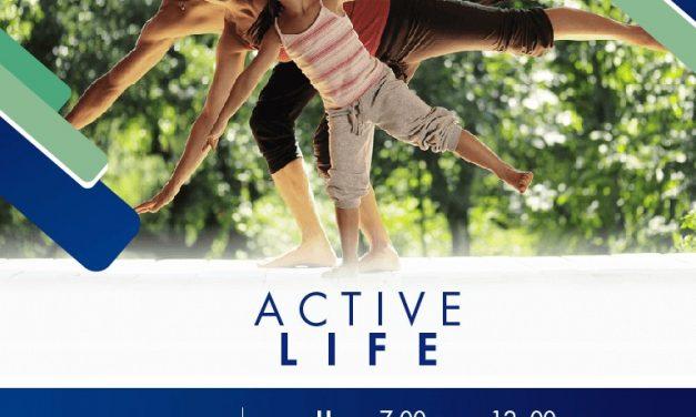 ACTIVE LIFE EN EL DÍA INTERNACIONAL DE LA ACTIVIDAD FISICA